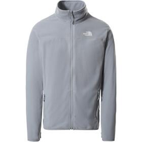 The North Face 100 Glacier Full Zip Jacket Men tradewinds grey
